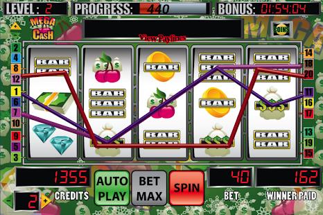 Mega Cash Slot Machine - screenshot thumbnail