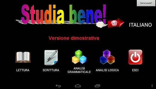 Studia bene demo [Italiano]