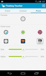 Floating Toucher Screenshot 4