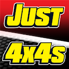 JUST 4X4s icon