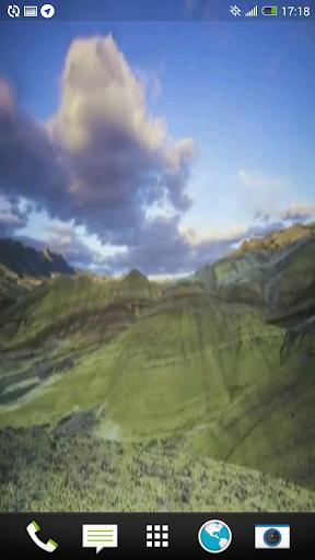 Сloud mountain