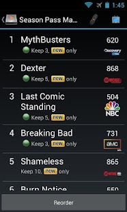 DVR Commander for TiVo®- screenshot thumbnail