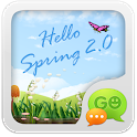 GO SMS PRO Spring Super Theme icon