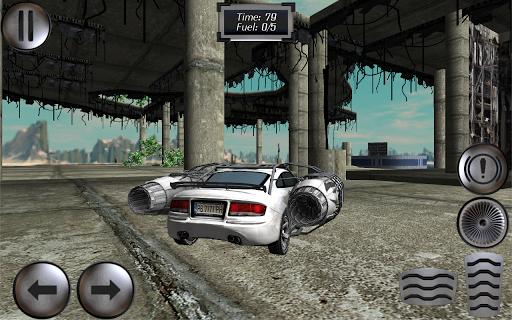 Jet Car Pro - Extreme Jumping