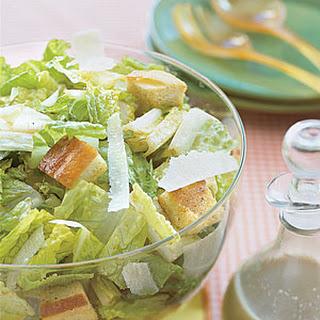 Dad's Caesar Salad