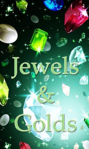 寶石寶石珍珠金