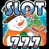 777 Christmas slot machine