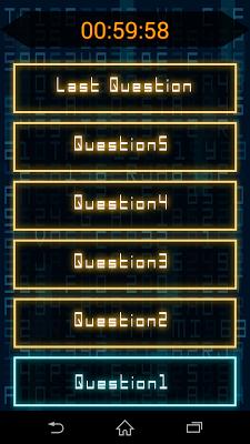 謎解きゲーム ハッカーからの脱出 - screenshot