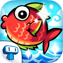 Fish Jump - Poke Flying Fishes