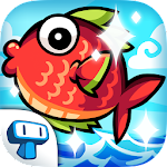 Fish Jump - Poke Flying Fishes Apk
