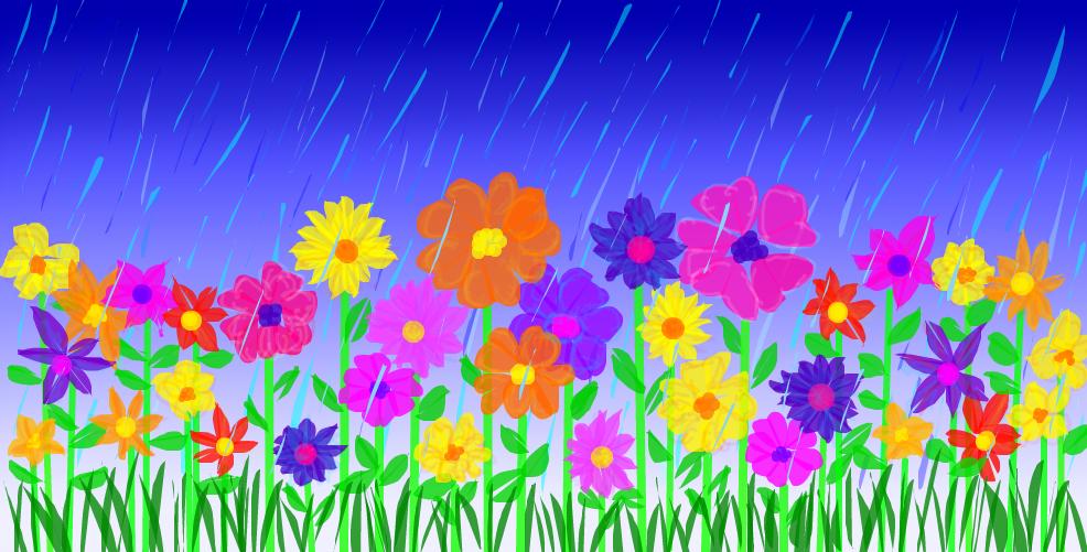 April Showers » drawings » SketchPort