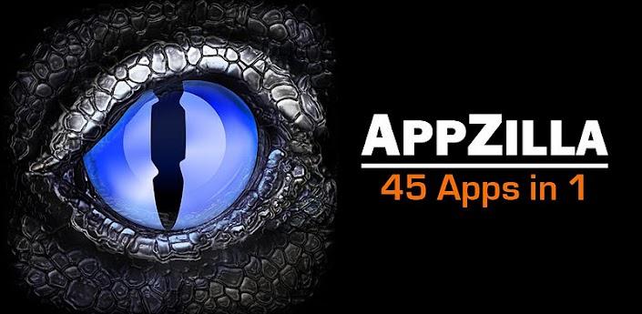 AppZilla : 45 in 1!