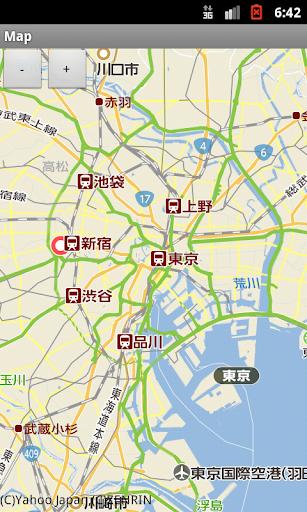 Simple MAP JP