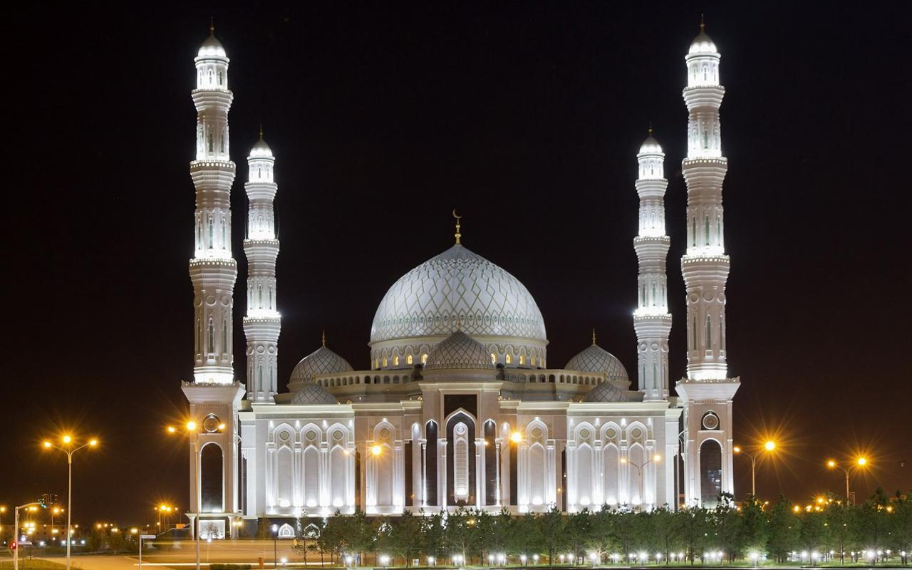 Top Gambar Kartun Masjid Keren Design Kartun