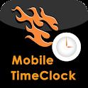 TimeForge Mobile TimeClock icon