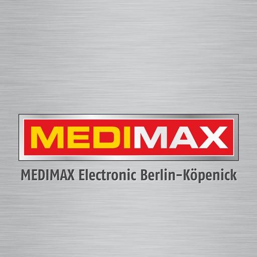 MEDIMAX Berlin-Köpenick LOGO-APP點子