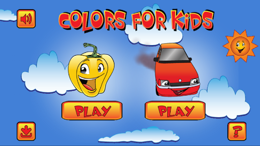 Colors for Kids and Toddlers