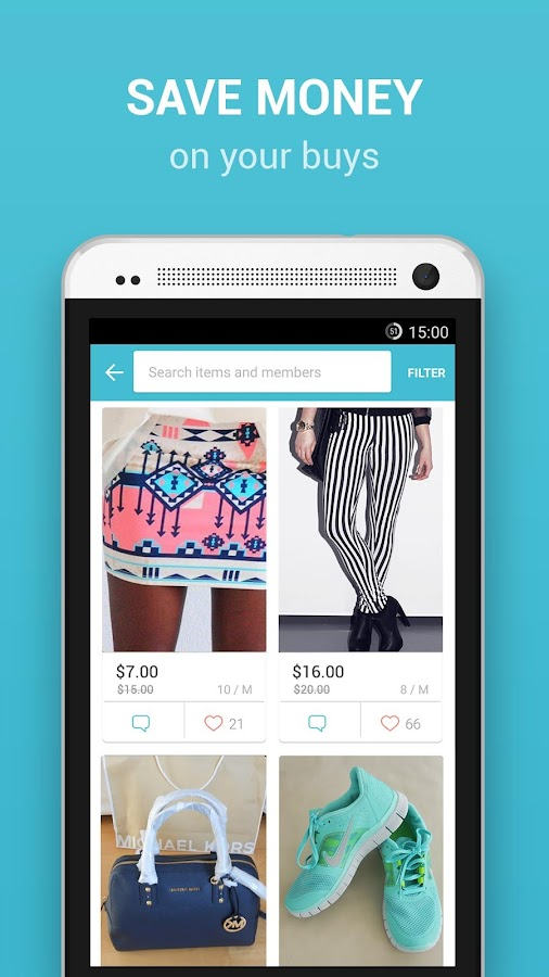Vinted - Sell Buy Swap Fashion - screenshot