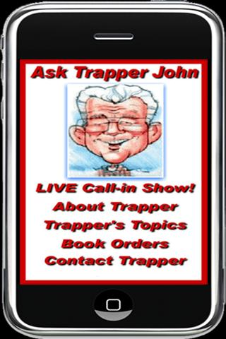 Ask Trapper John- screenshot