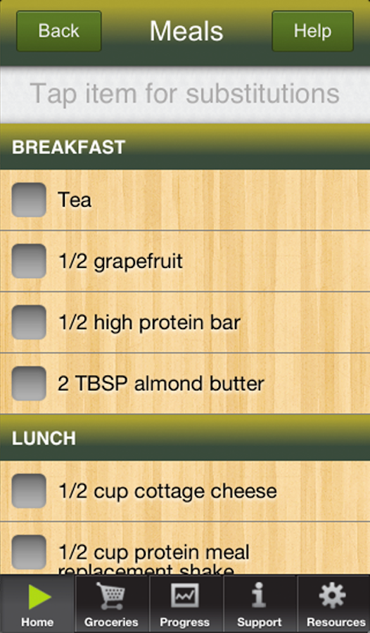 3 Day Military Diet- screenshot