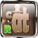 Hungry Cat .. Helping Rat icon