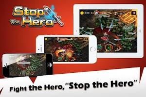 Screenshot of Stop The Hero