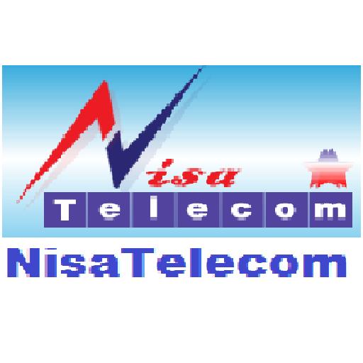 NisaTelecom KSA LOGO-APP點子