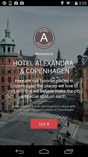 Design CPH by Hotel Alexandra