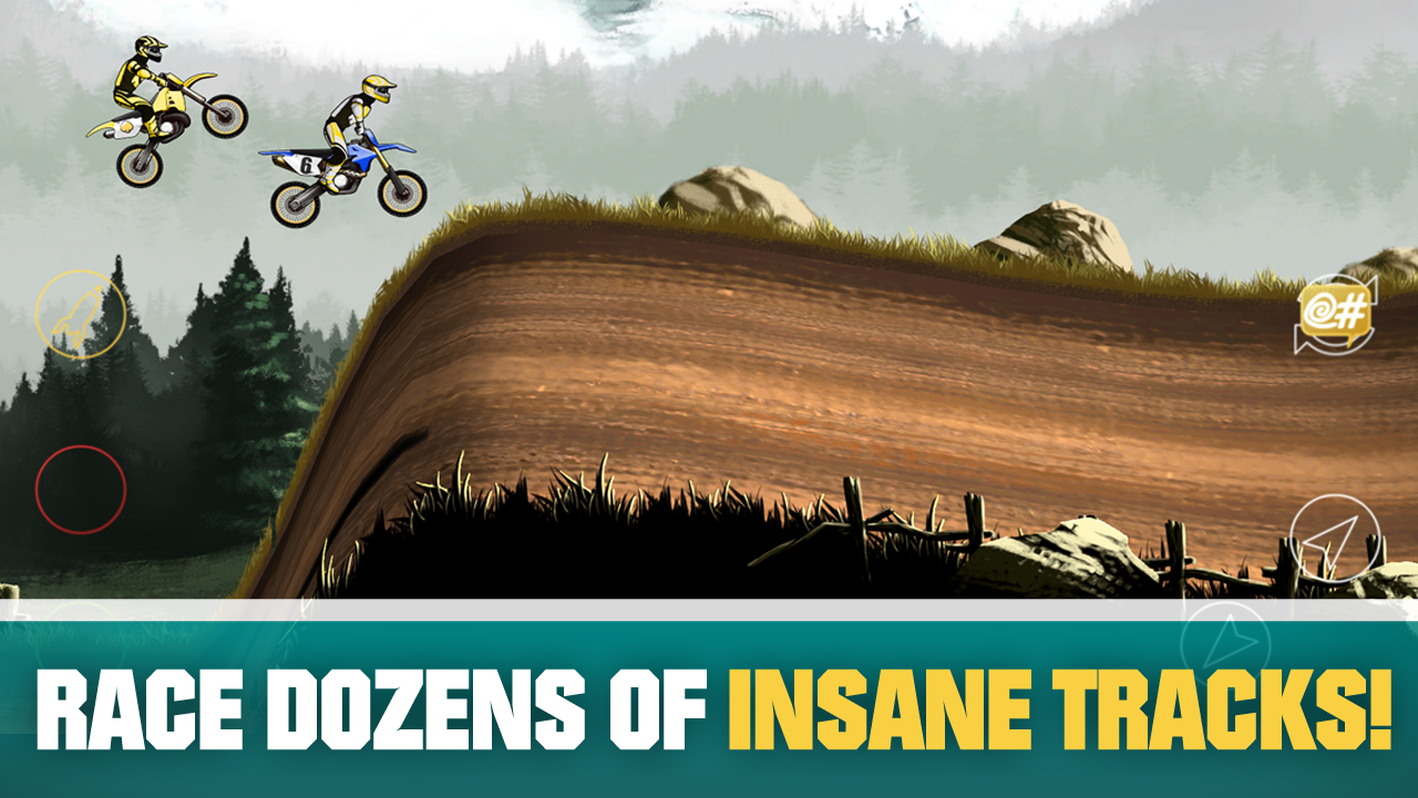 Mad Skills Motocross 2 - screenshot