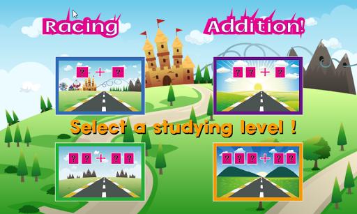 教育必備APP下載|Racing Addition 好玩app不花錢|綠色工廠好玩App