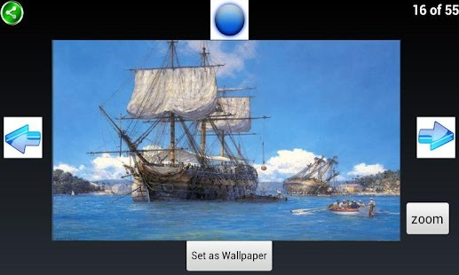 Pirate Ships Wallpapers - screenshot thumbnail