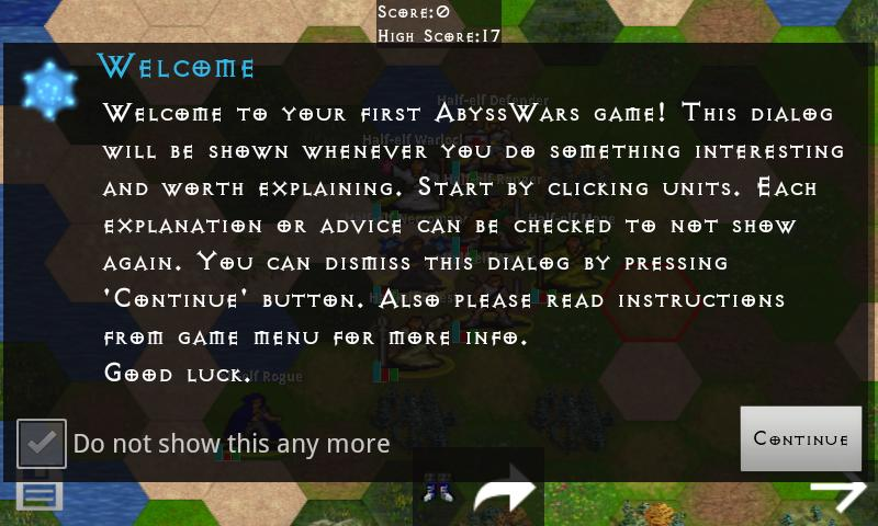 Abyss Wars- screenshot
