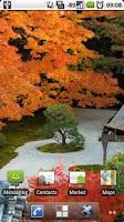 Screenshot of Kyoto Autumn Scenery