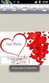Photo Cards - Valentine's day Screenshot 3