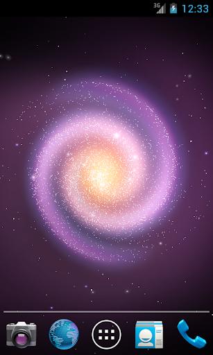 玩個人化App|Cosmic Glow LWP (Free)免費|APP試玩