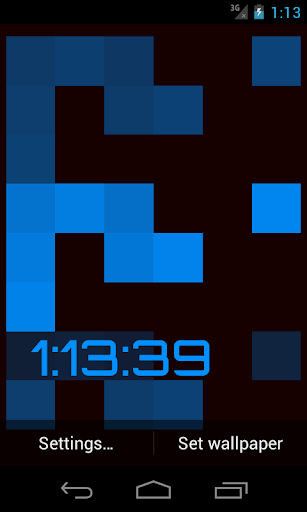 Binary Clock Pro Version
