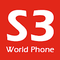 S3Phone - free & lowcost calls icon