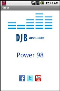 Power 98- screenshot thumbnail