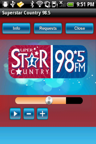 Superstar Country 98.5