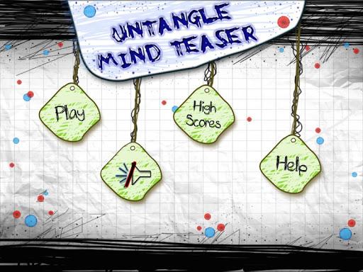 Untangle Mind Teaser