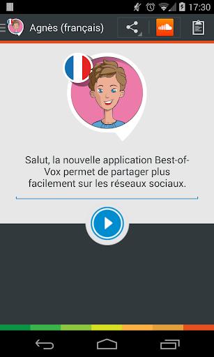 Agnès voice French