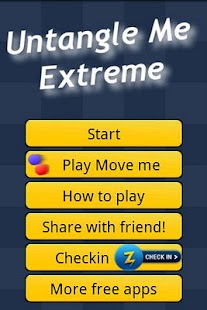 Untangle Me Extreme - screenshot thumbnail