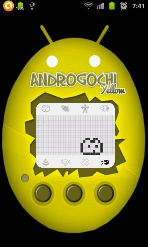 AndroGochi- screenshot