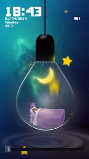 Lamp Live Locker Theme
