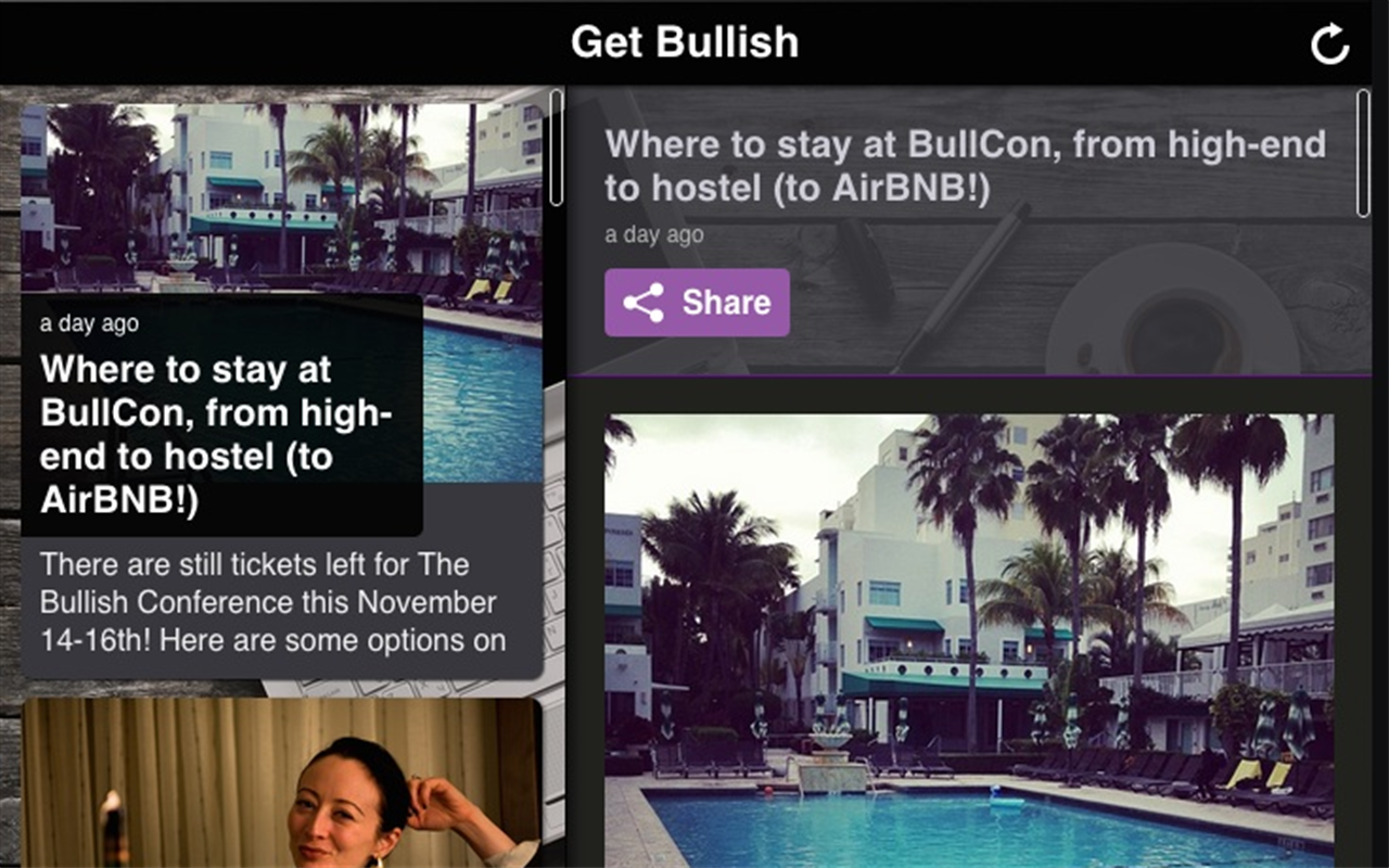Get Bullish- screenshot