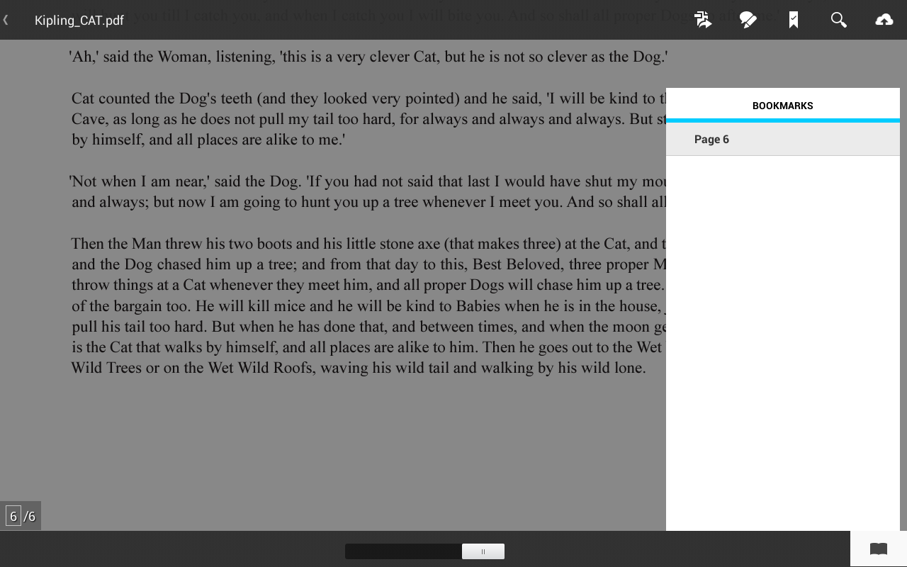 Adobe Reader - screenshot
