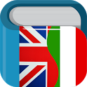 Italian English Dictionary & Translator Free icon