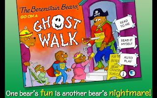 Screenshot of BB - Go on a Ghost Walk