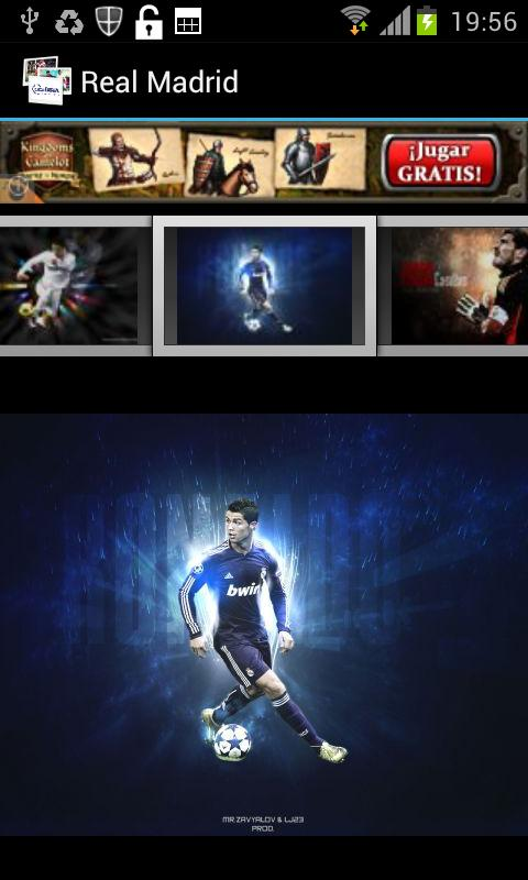 Liga BBVA Wallpaper Browser - screenshot