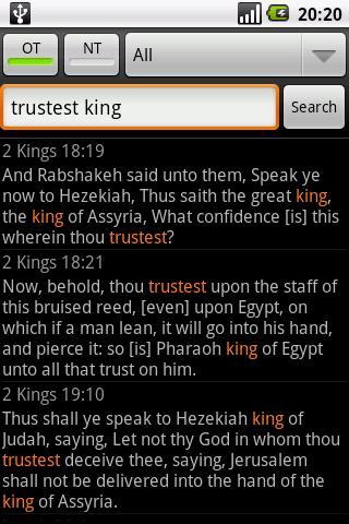 玩免費書籍APP|下載Holy Bible (KJV) app不用錢|硬是要APP